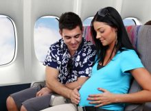 những điều bà bầu cần lưu ý khi đi máy bay