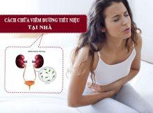 5 cách chữa viêm đường tiết niệu tại nhà đơn giản nhất 3