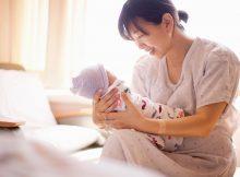 học cách kiêng cữ sau sinh của mẹ nhật