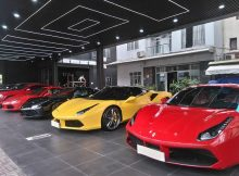 các hãng xe ô tô đắt nhất thế giới